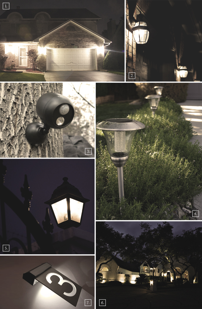 Home tree atlas home decor ideas and mood boards part 40 for Exterior security lighting