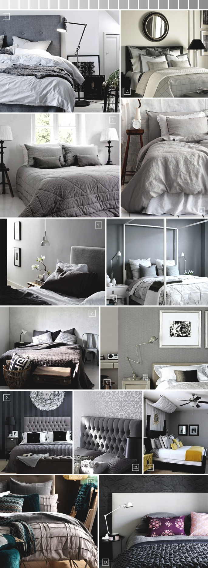 Grey Bedroom Ideas Decorating Tips And Design Pictures Home Tree Atlas