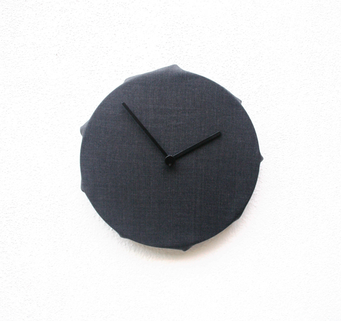 DIY Fabric Clock