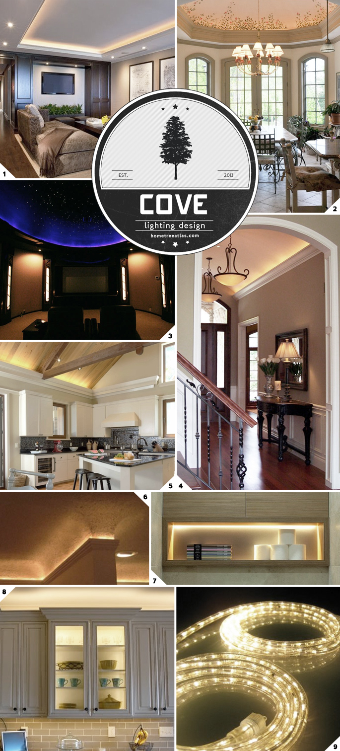 The Beauty Of Using Cove Lighting Design And Ideas Home