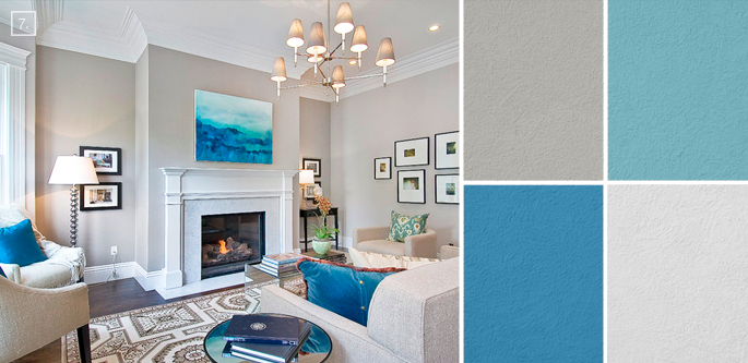 Living Room Color Ideas 685 x 333