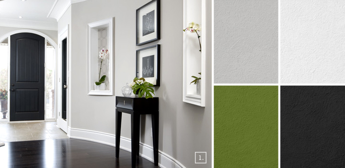 Hallway paint color ideas car interior design for Best colour for hall