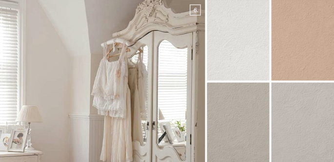 Room Styling: Shabby Chic Paint Colors | Home Tree Atlas