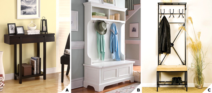 Wayfair hallway furniture home design idea for Hallway furniture ideas