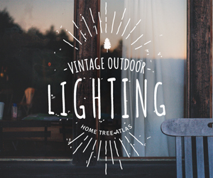Vintage Outdoor Lighting