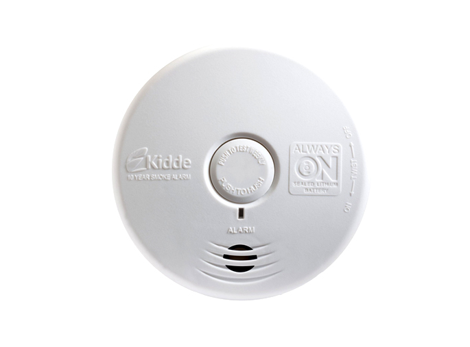 8 Emergency and Safety Items You Absolutely Need In Your Home - #6 Smoke Alarms