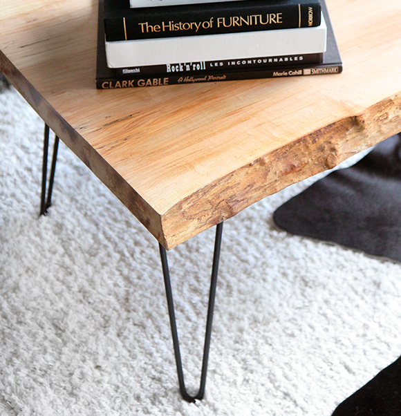 Easy Diy Coffee Table Legs: One Day Builds: 9 Simple And Easy DIY Projects Using