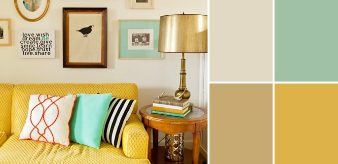 Vintage Paint Colors And Palette Home Style Guide Home Tree Atlas