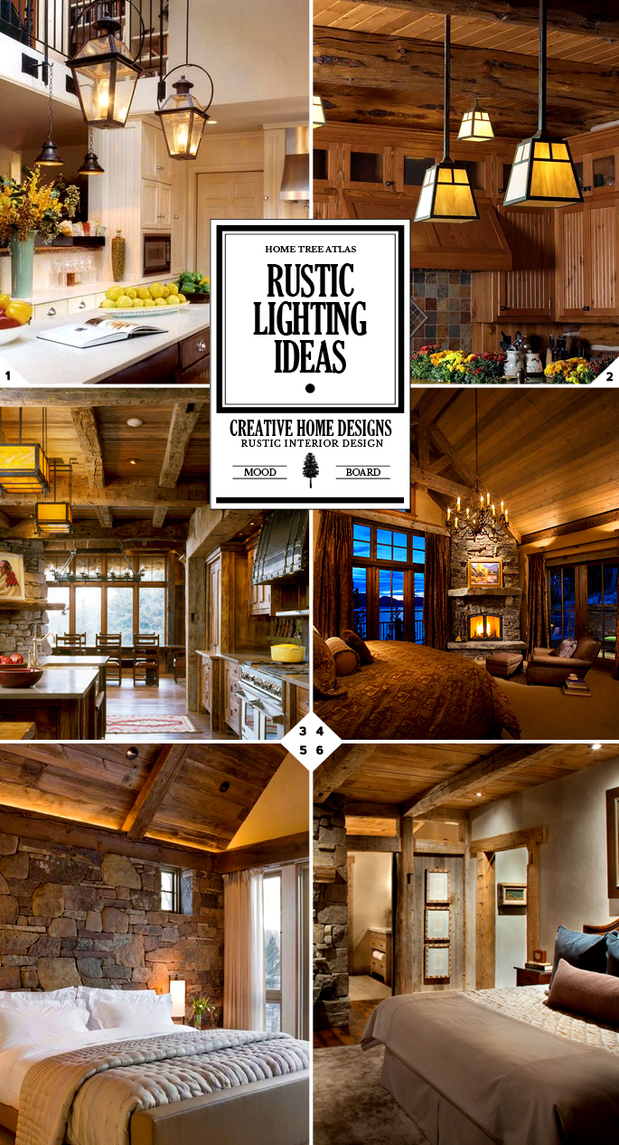 Style guide rustic lighting fixtures and ideas home for Rustic lighting ideas
