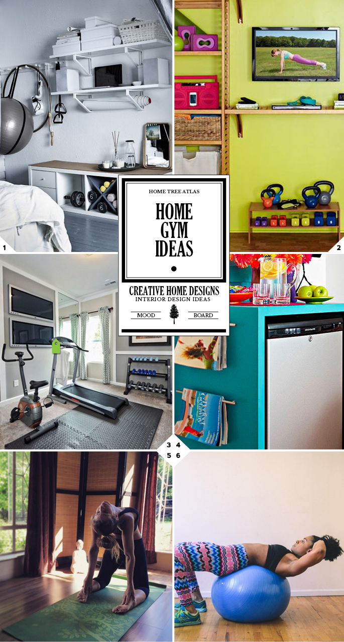 Home gym ideas creating your own workout space