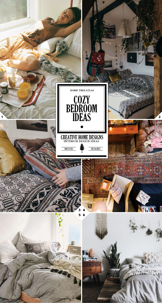 How to make your bedroom cozy easy ideas home tree atlas