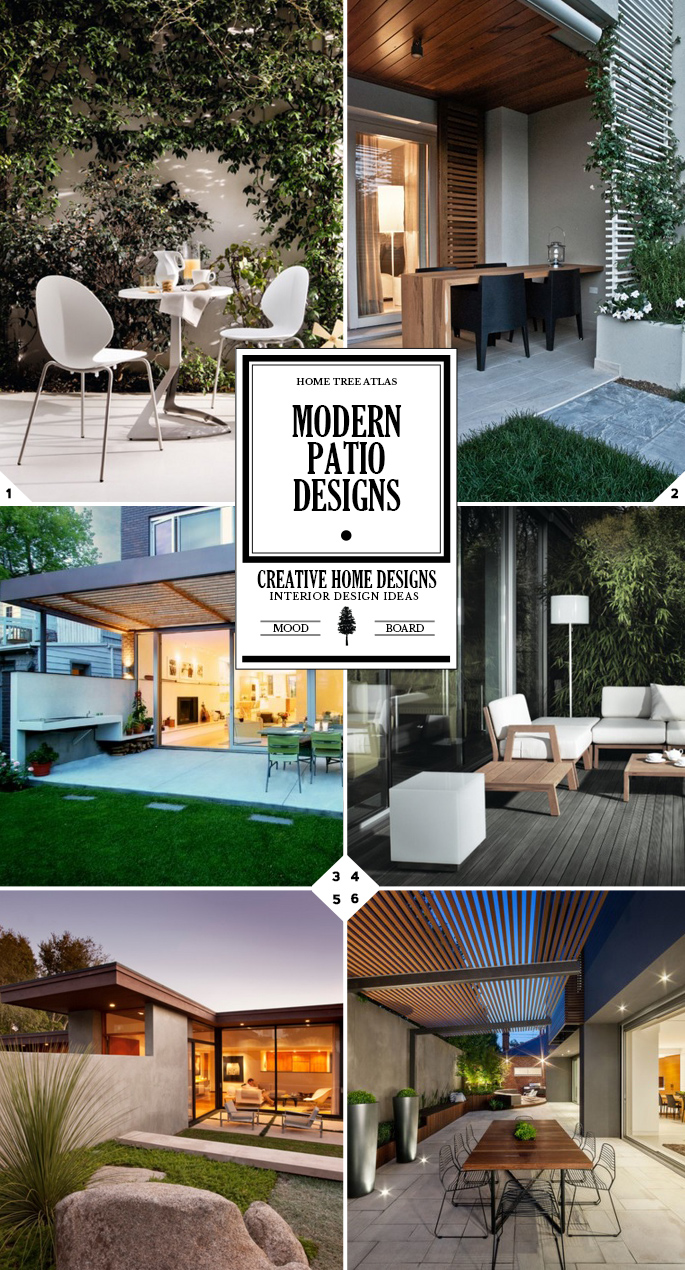 Outdoor Living: Modern Patio Design Ideas