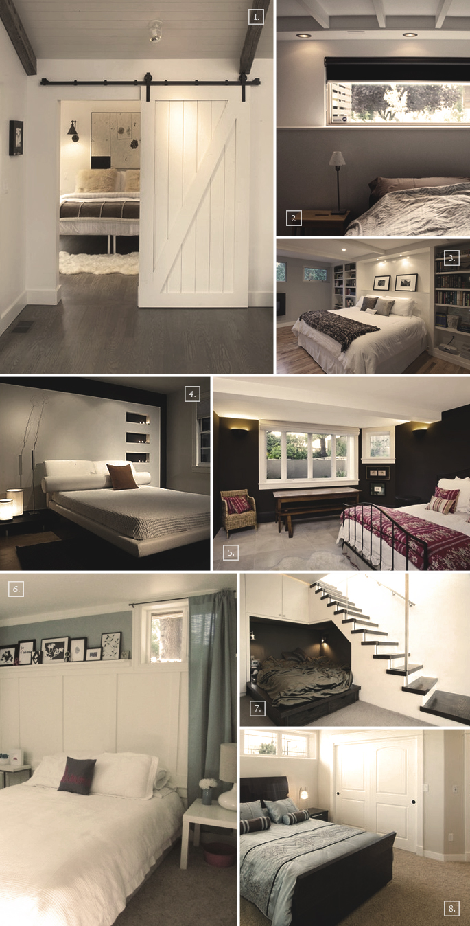 turning a basement into a bedroom designs and ideas home tree atlas. Black Bedroom Furniture Sets. Home Design Ideas