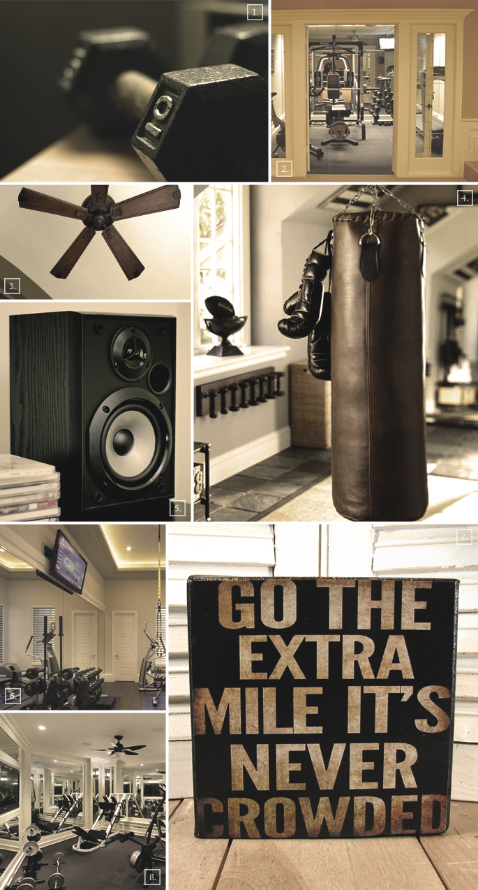 Home Gym Design: Ideas For Setting Up A Home Gym In A Basement