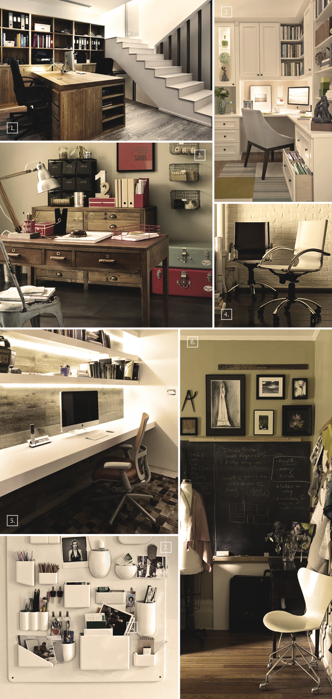 Ideas For Turning A Basement Space Into A Home Office