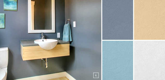 bathroom color palette bathroom color ideas palette and paint schemes home 10470