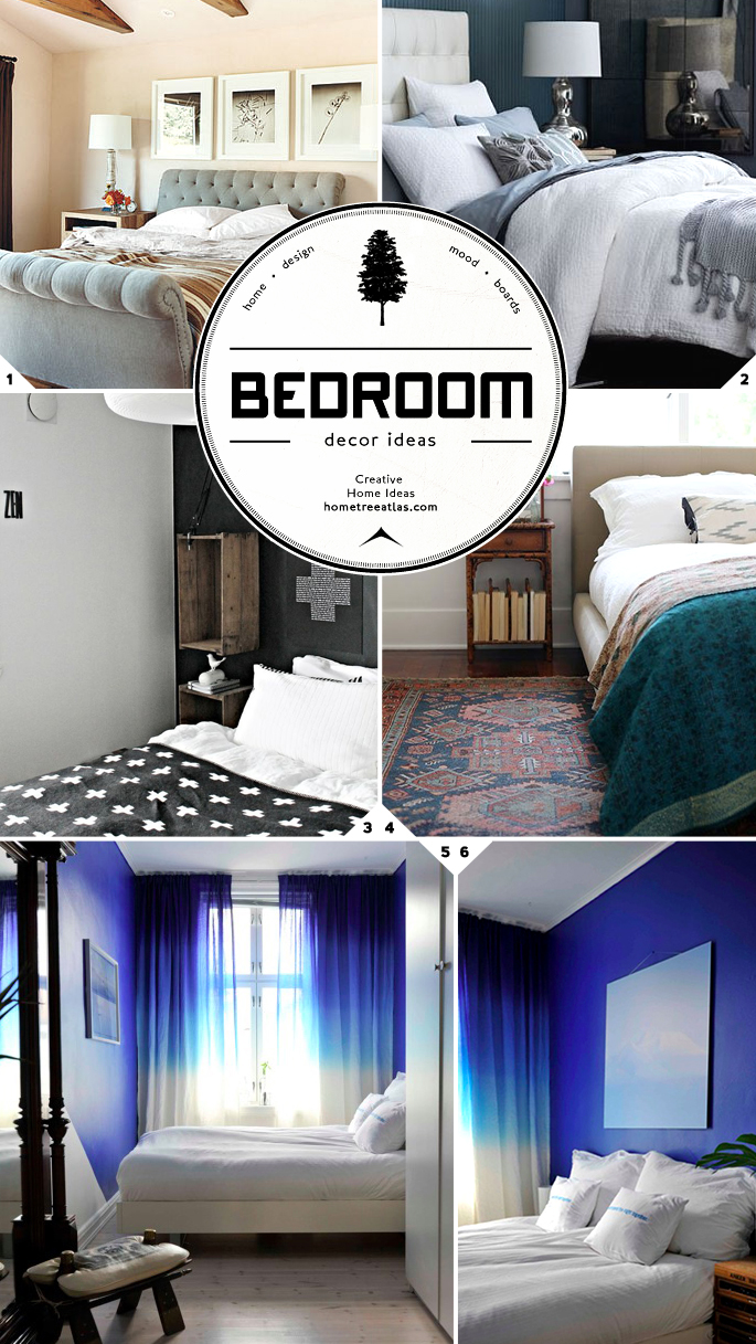 Main Bedroom Decor Pictures: The Main Design Elements: Simple Bedroom Decorating Ideas