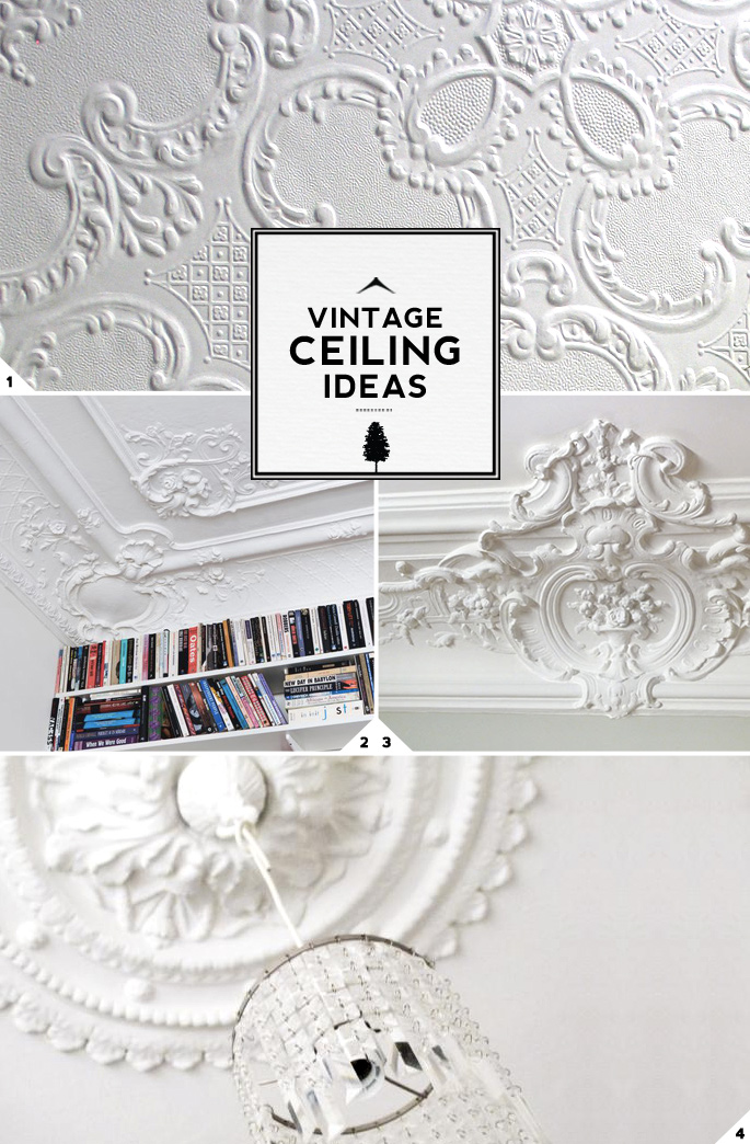 3 Unique Vintage Ceiling Design Ideas Home Tree Atlas