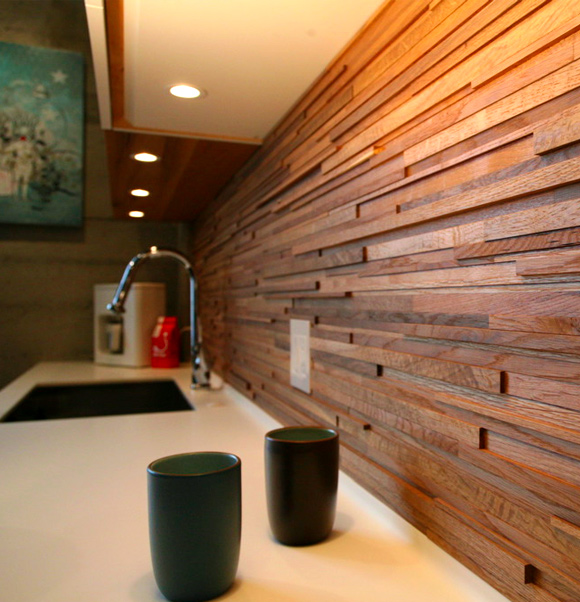 21 Most Unique Wood Home Decor Ideas: 21 Kitchen Backsplash Ideas And Design Tips