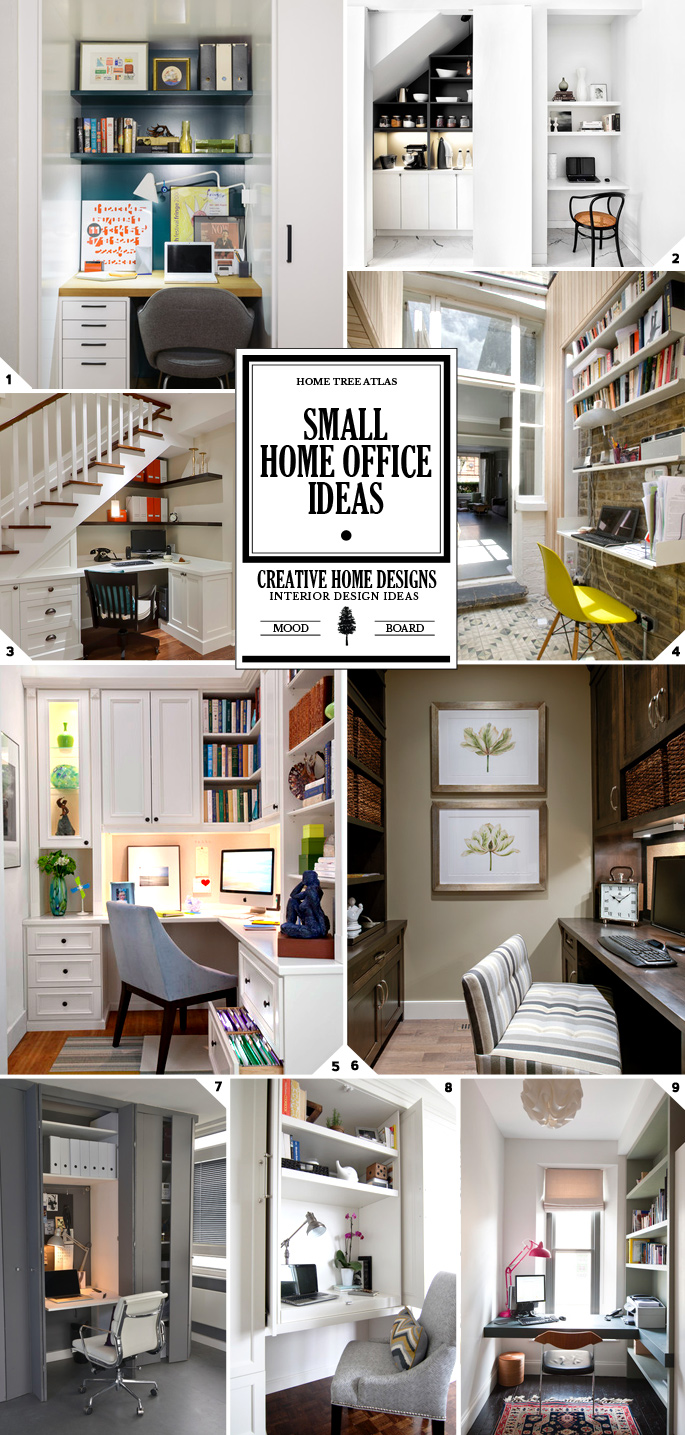 4 Ways to Maximize Space In a Small Home Office: Ideas and Design Tricks